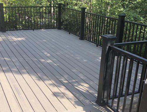 Eco-Friendly Decking: Recycled Plastic Lumber