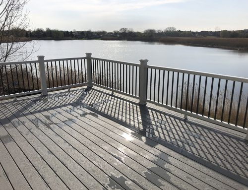 Composite Deck Cleaners & Deck Care Tips
