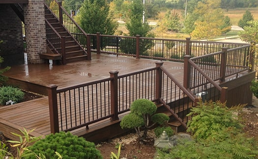 Mitchell Construction - Top Rated Illinois Deck Builder