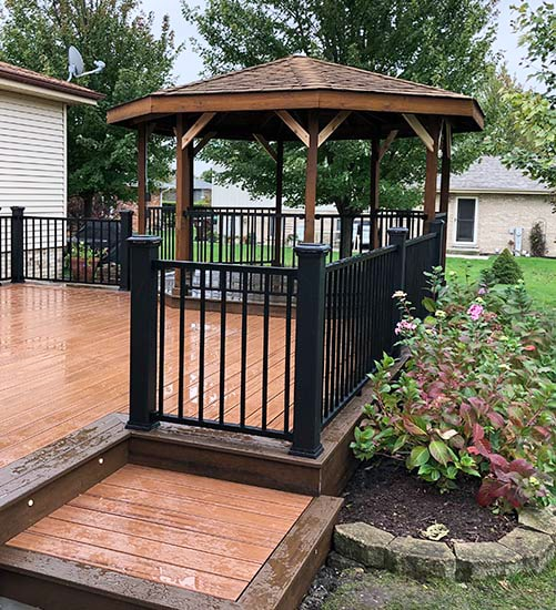 gazebo and deck contractors