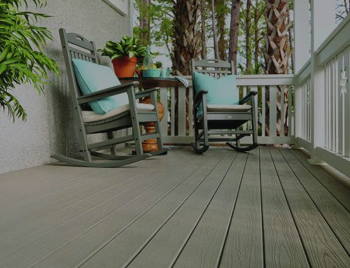 Composite Decking: How to Clean Mildew off Your Deck